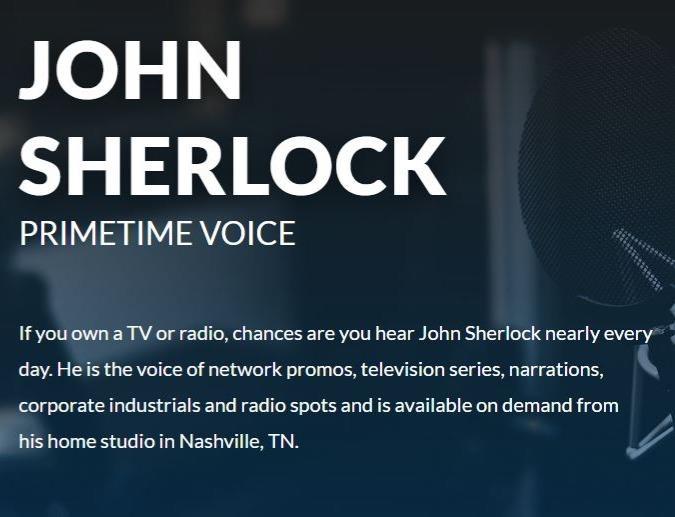 John Sherlock