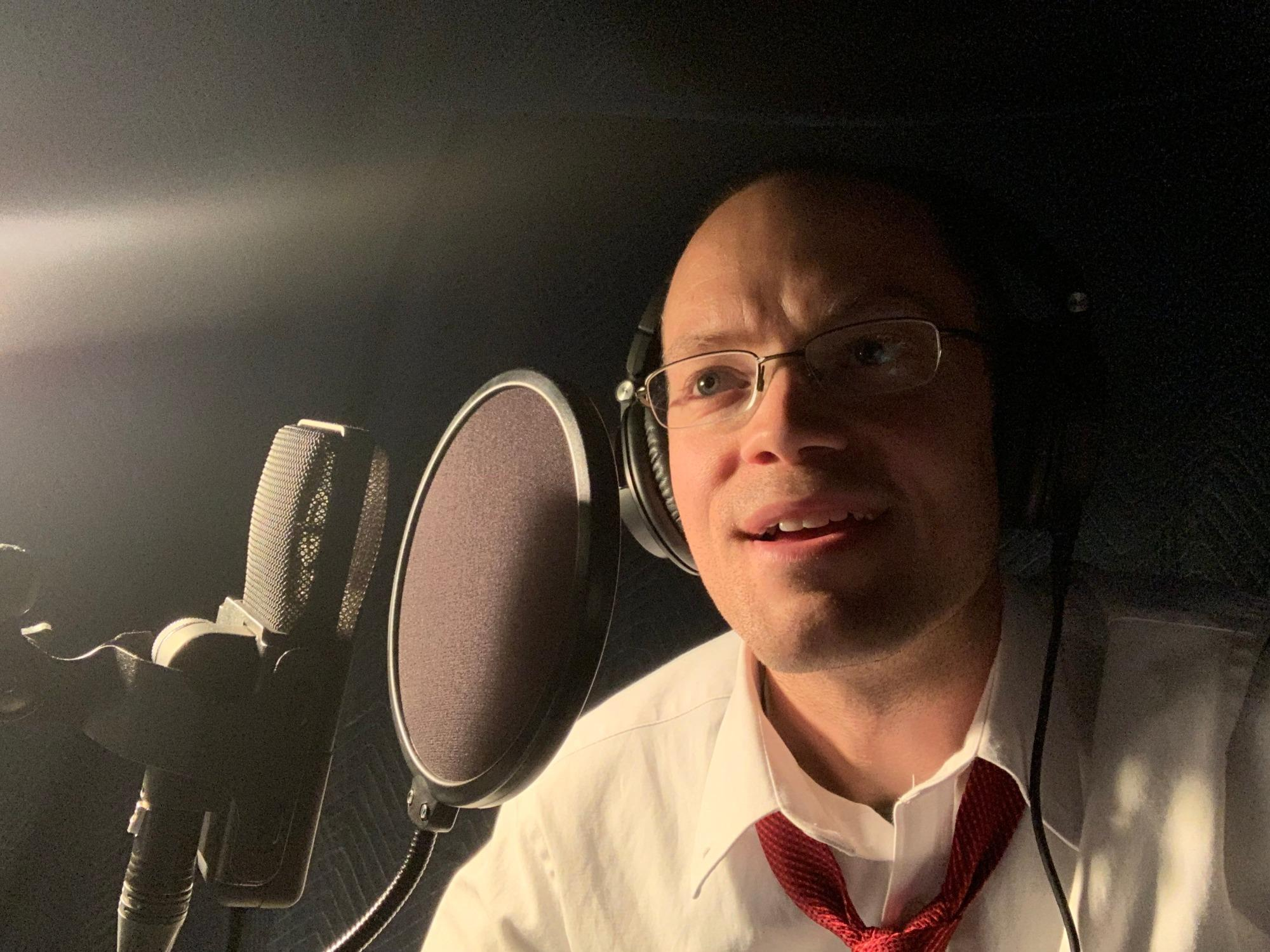 Benjamin Hick - Male Voice Over Actor - Donna Baldwin Agency