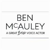 Ben McAuley
