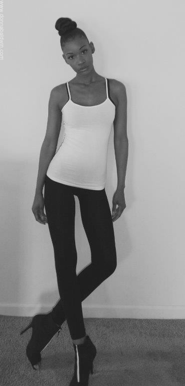Tahonie Watts - Female Model - Donna Baldwin Agency